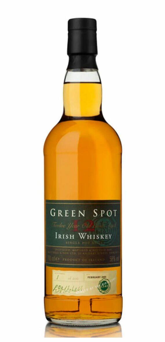 Green Spot 12 Year Old Single Pot Still 50ml 1