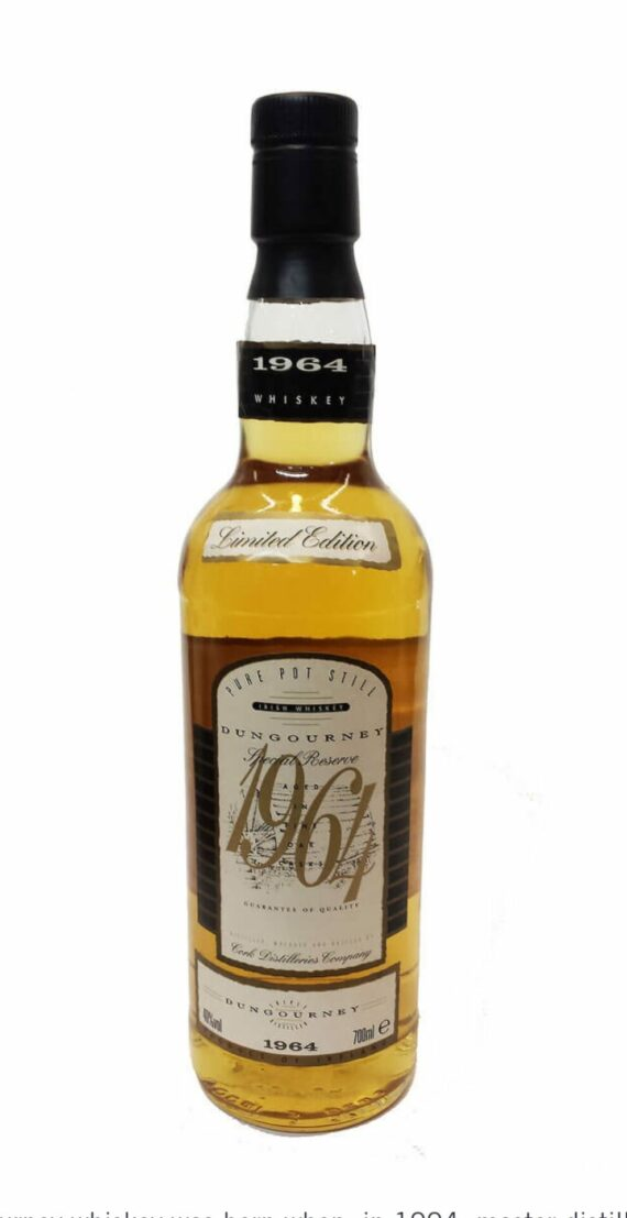 Dungourney 1964 Pure Pot Still Special Reserve 50ml 1