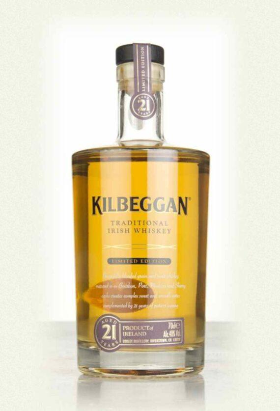 Kilbeggan 21 Year Old 50ml 1