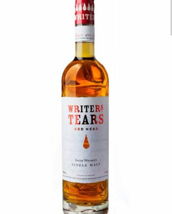 writers tears red head