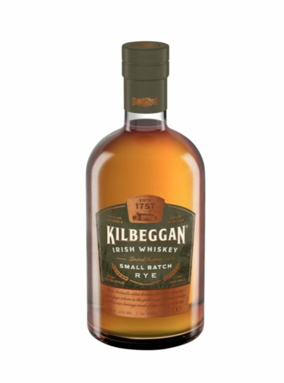Kilbeggan Small Batch Rye 50ml 1
