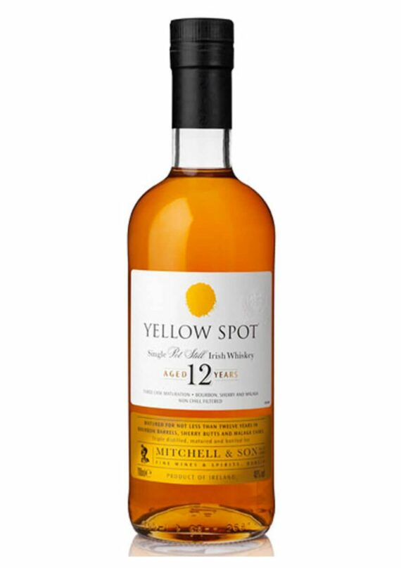 Yellow Spot 12 Year Old Single Pot Still 50ml 1