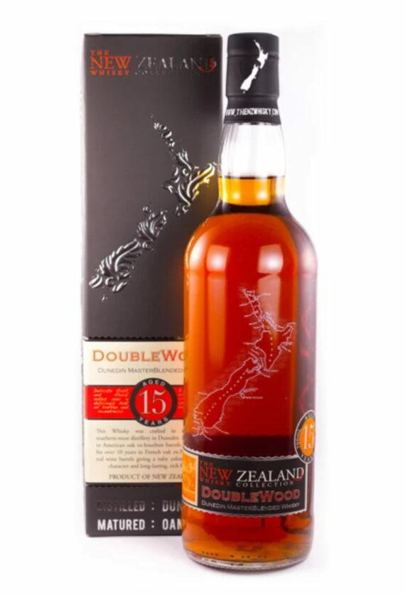 New Zealand Double Wood 15 Year Old 50ml 1
