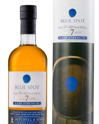 blue spot