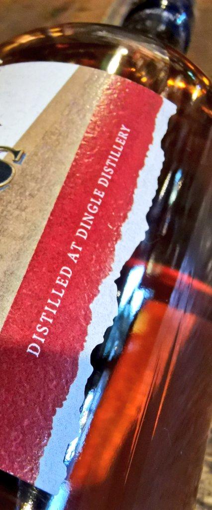 Dick Mack's 1st Official Bottling, from the Dingle Distillery 50ml Sample* 2