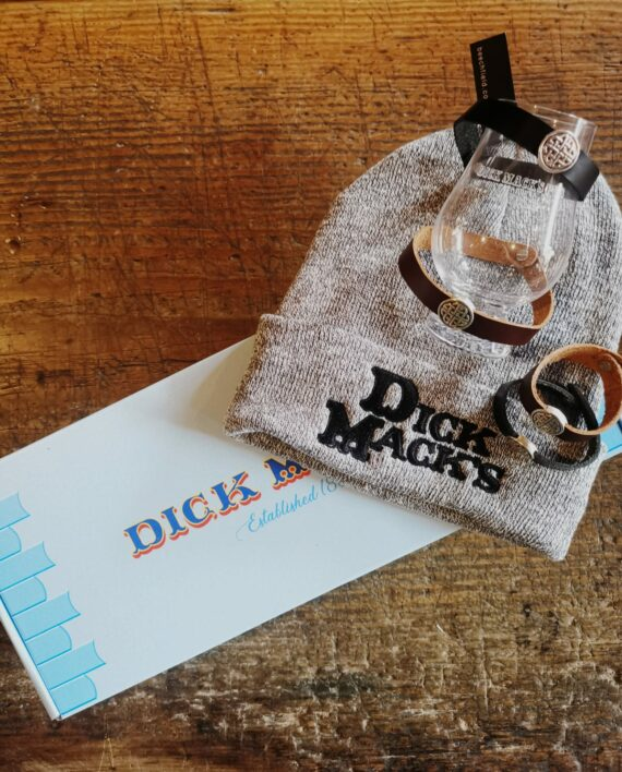 Limited Dick Mack's Gift Pack 1